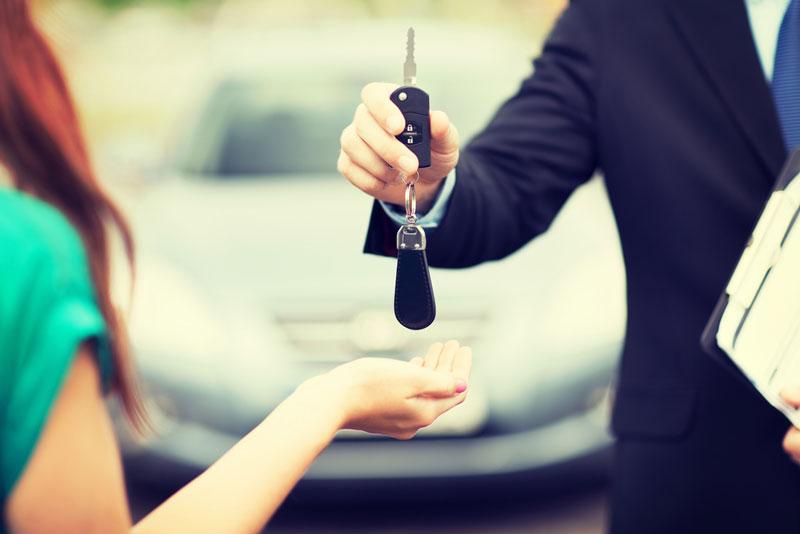 Automobilio lizingas su akcija